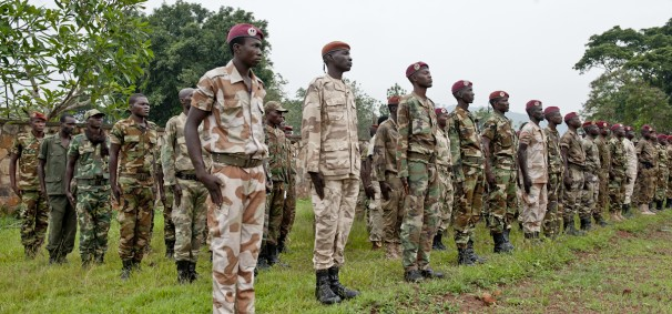 MINUSCA launches disarmament and relocation of ex-Seleka