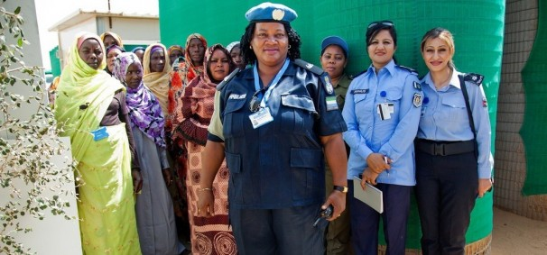 Sierre Leone - female police