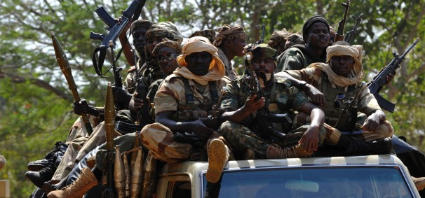 CENTRAFRICA-CHAD-UNREST-FOMAC