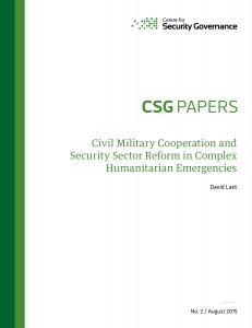 CSG Paper 2 - David Last